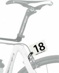 Zwarte BBB cycling BSP-94 kaderplaat houder framefix
