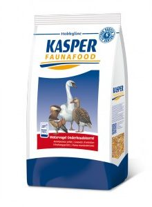 Afbeelding van Kasper Faunafood Hobbyline - Watervogel Onderhoudskorrel - Buitenvogelvoer - 4 kg