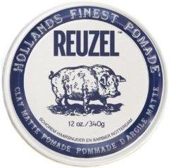 REUZEL Hollands Finest Pomade Clay Matte Pomade 340 g