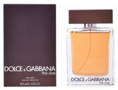 Dolce & Gabbana Dolce&Gabbana The One For Men Eau de Toilette Spray 100 ml