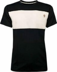 Donkerblauwe Q1905-Quick T-shirt Tech Heren T-shirt Maat 3XL