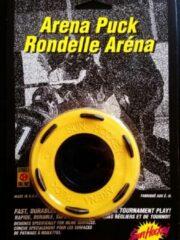 Gele Sun hockey Arena hockey puck