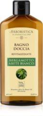 L'erboristica Natuurlijke bad en douchegel Bergamot & Silver Fir (400 ml) VEGAN, vrij van parabenen en siliconen