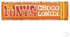 Chocolade Tony's Chocolonely reep 47gr karamel zeezout