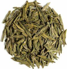 Valley of Tea Longjing Dragon Well groen Tea - Premium Vroegseizoen Plukken Bekend Als Ming Qian Of Pre-Qingming (Ching Ming). Deze Graad Wordt Beschouwd Als De Allerbeste Van Longjing Thee 50g
