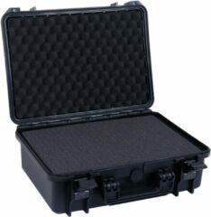 Zoek je een stevige koffer met plukschuim? Dan stopt je zoektocht bij de Innox Impact 430-160 Foam. Deze koffer meet van binnen 426 x 290 x 159 mm en heeft de IP67, STANAG 4280 en DEF-STAN 81-41 certificaten.