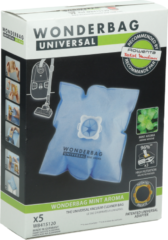Calor, Moulinex, Rowenta, Wonderbag Wonderbag Universal Fresh Line Staubsaugerbeutel WB415120