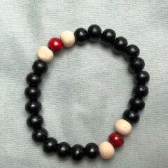 Zwarte Wellness-House   Mantra Beads Black   Mantra   Meditatie   Zen Armband   Zen Sieraden   Zen Cadeau