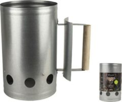 Gusta® Gusta BBQ Brikettenstarter 27x17x17cm