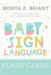 Hay House Inc Baby Sign Language Flash Cards