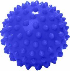 #DoYourFitness - Massagebal - »Nica« - Lacrosse Bal / Fasciaball voor effectieve zelfmassage van triggerpoints - diameter 10cm - marineblauw