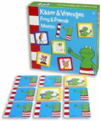 Bambolino Kikker Memo - Kinderspel