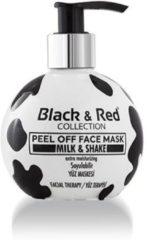 Black&Red Gezichtsmasker Black & Red Milk & Shake 250ml