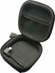 Lenco EPB-160 - Sweatproof Bluetooth oordopjes - Inclusief powerbank case - Zwart