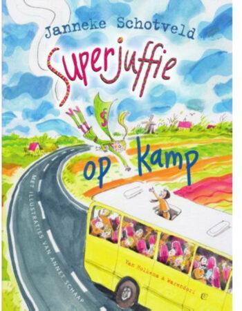 Afbeelding van Superjuffie Op Kamp - Superjuffie