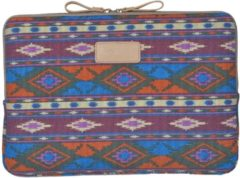 Lisen – Laptop Sleeve tot 15.6-16 inch – Bohemian Style – Multi colour