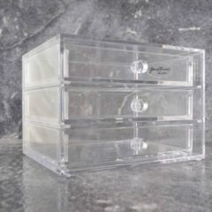 Transparante Gerard Brinard Acryl Byousdoosje- beauty opberg organizer| make-up
