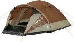 10-T Outdoor Equipment 10T Colville 4 - 4-Personen Kuppel-Zelt mit Tunnel-Apsis Bodenwanne Innenkabine 2-Eingänge WS=3000mm