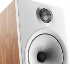 Bowers & Wilkins 603 S2 PER SET Vloerstaande speaker Bruin