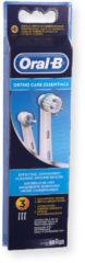OralB Bürstenaufsätze-Set (OrthoCare Essentials) für Zahnbürste 64711704, EBOrthoKit