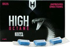 Morning Star High Octane Titan - 100% natuurlijke erectie capsules, 6 capsules