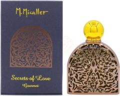 M. Micallef M.Micallef Secret of Love Gourmet eau de parfum 75ml eau de parfum