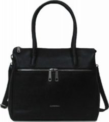 Zwarte GiGi Fratelli Romance Business shopper black