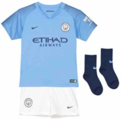 Manchester City Home Kit 18/19 Baby