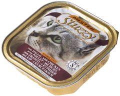 Mister Stuzzy Cat Paté Sterilized - Kattenvoer - Kip 100 g