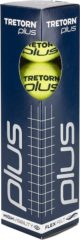 Gele Prince / Tretorn Tretorn Plus Tennisballen - 4 stuks