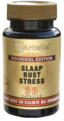 Artelle Slaap Rust Stress Capsules 30st