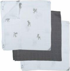 Witte Disney Baby Hydrofiele doeken 65x65cm (3st) Bambi