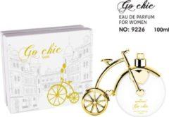 Go Chic gold Eau de Parfum 100 ml by tiverton