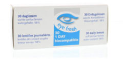 Eye Fresh Eyefresh Daglenzen -8.00 (1x30st)