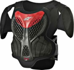 Alpinestars Kinder Body Protector A-5S Black/Red-S/M