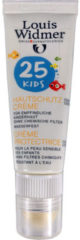 Louis Widmer Kids Skin Protection Cream Met Lipstick (Ongeparfumeerd) (25 Ml)