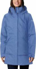 Columbia - Women's Pulaski Interchange Jacket - Lange jas maat S, blauw