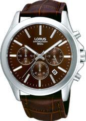 Bruine Lorus RT381AX9 - Horloge - 42 mm - Bruin