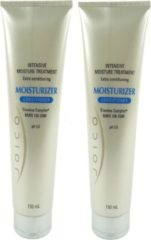 Joico Moisturizer Moisture Treatment Balsamo per capelli trattato chimicamente 2 x 150ml