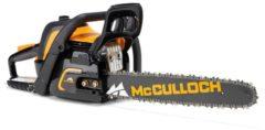 Benzin-Kettensäge CS50 S McCulloch schwarz