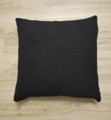 Sb Sierkussen 43x43 cm - Zwart
