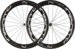 Infinito R6C wielset (Wit glansend / Witte naaf)