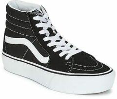 Vans Dames Sneakers Sk8 Hi Platform 2 - Zwart - Maat 36,5