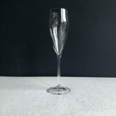 Transparante RCR Crystal - Made in Italy RCR - Ego Champagne flute - 18,2 cl - 6 stuks