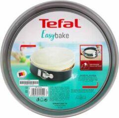 Grijze Tefal springvorm - 26 cm - cake - taart - koken - bakken