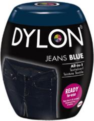 Blauwe DYLON Textielverf Pods Jeans Blue - Wasmachineverf - 350g