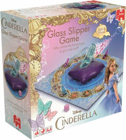 Afbeelding van Jumbo Disney prinses Assepoester spel - Cinderella Glass Slipper Game