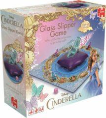 Jumbo Disney prinses Assepoester spel - Cinderella Glass Slipper Game