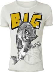 Hotspot Design T-Shirt Big - Maat XXL - Wit
