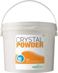Groene GREENSPEED by ecover Greenspeed vaatwaspoeder Crystal Powder, emmer van 10 kg